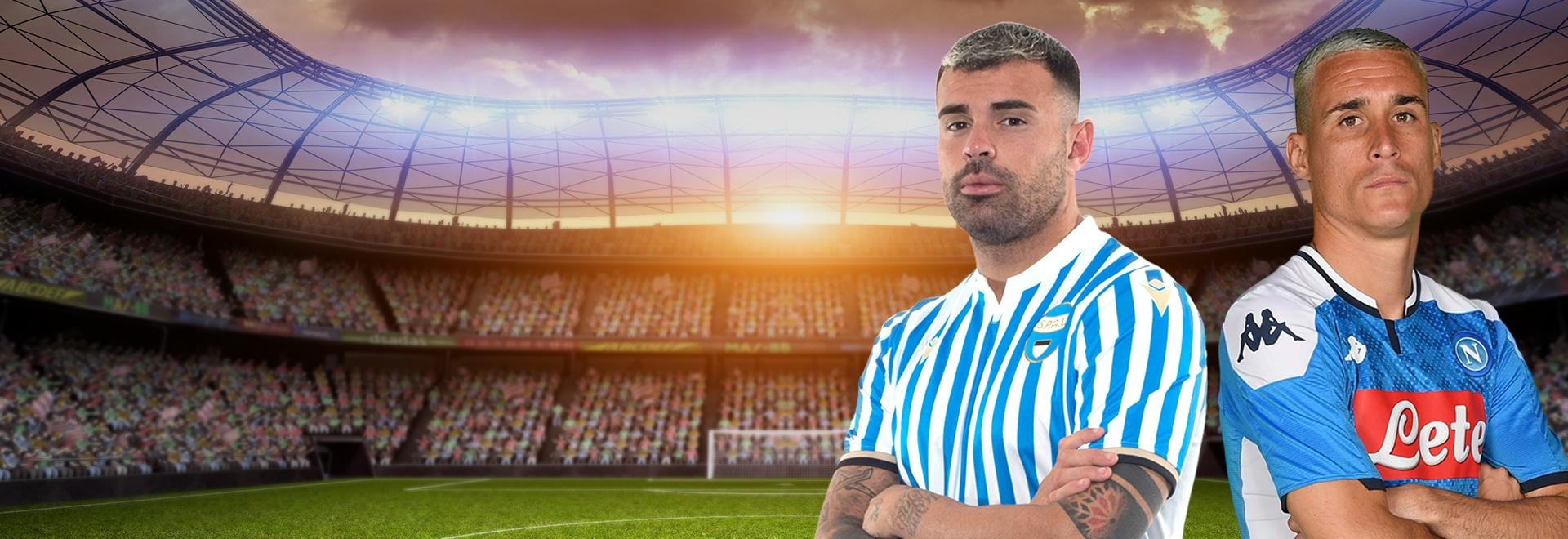 Spal - Napoli. 9a g.