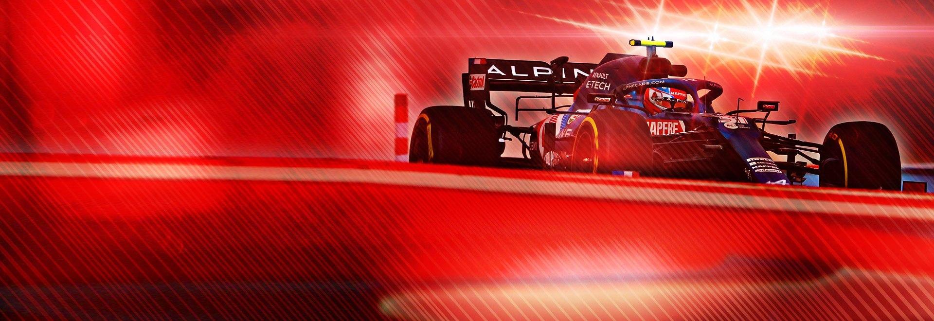 GP Bahrain. PL3