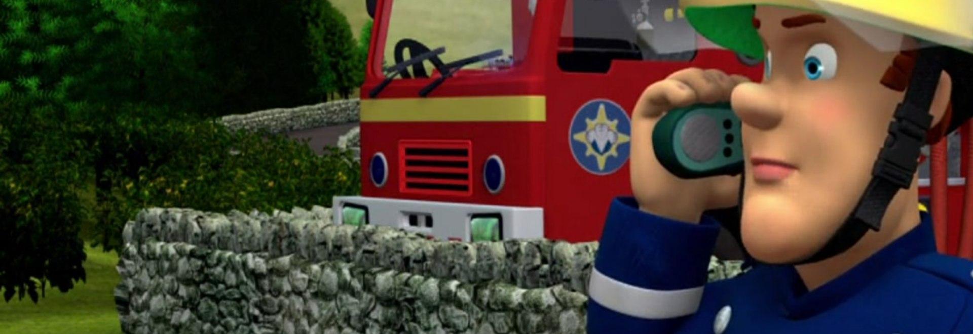 Sam il Pompiere: il grande incendio a Ponty Pandy