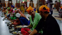 Sulla via di Punjabi
