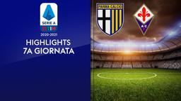 Parma - Fiorentina