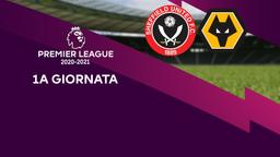 Sheffield United - Wolverhampton. 1a g.