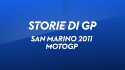 San Marino 2011. MotoGP
