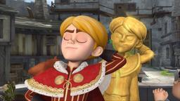 La statua del principe