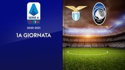 Lazio - Atalanta. 1a g.