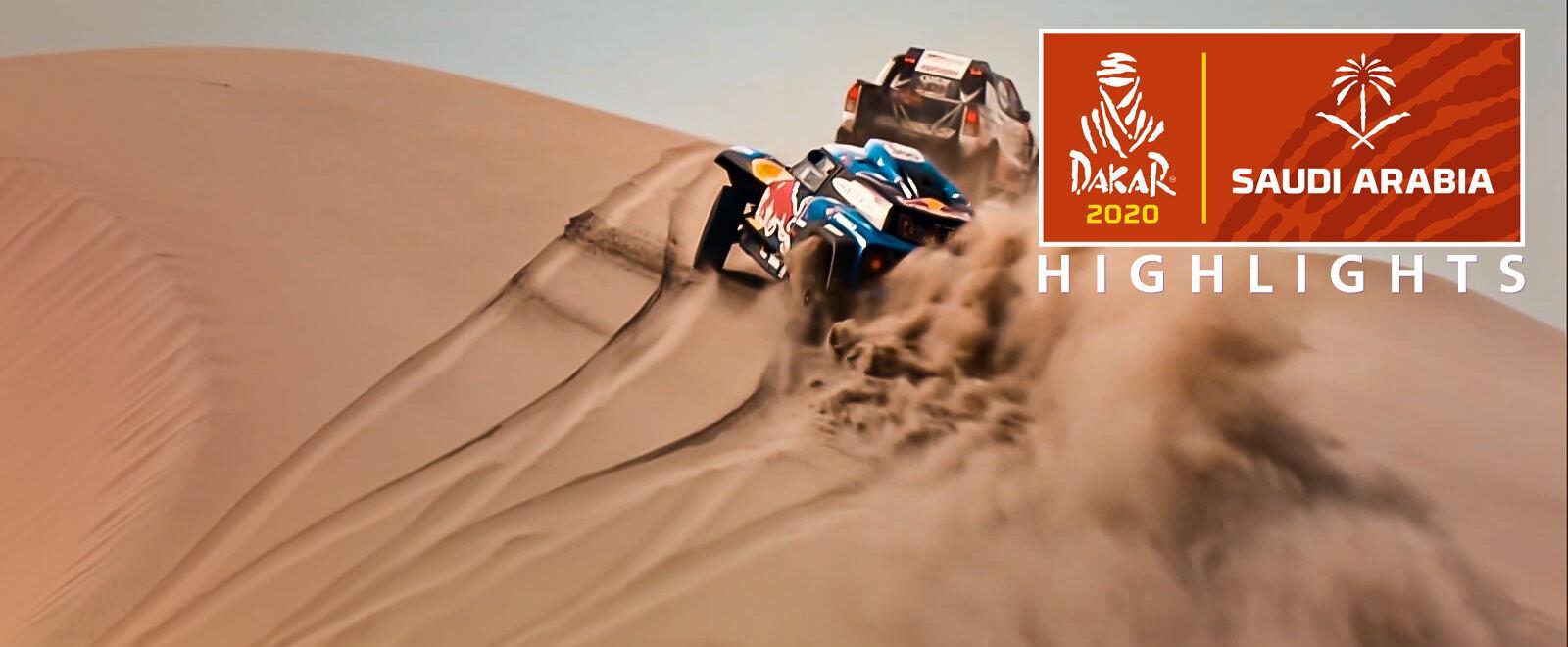 Highlights Dakar 2020