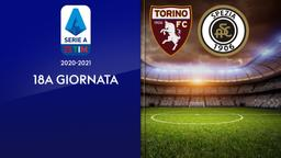 Torino - Spezia. 18a g.