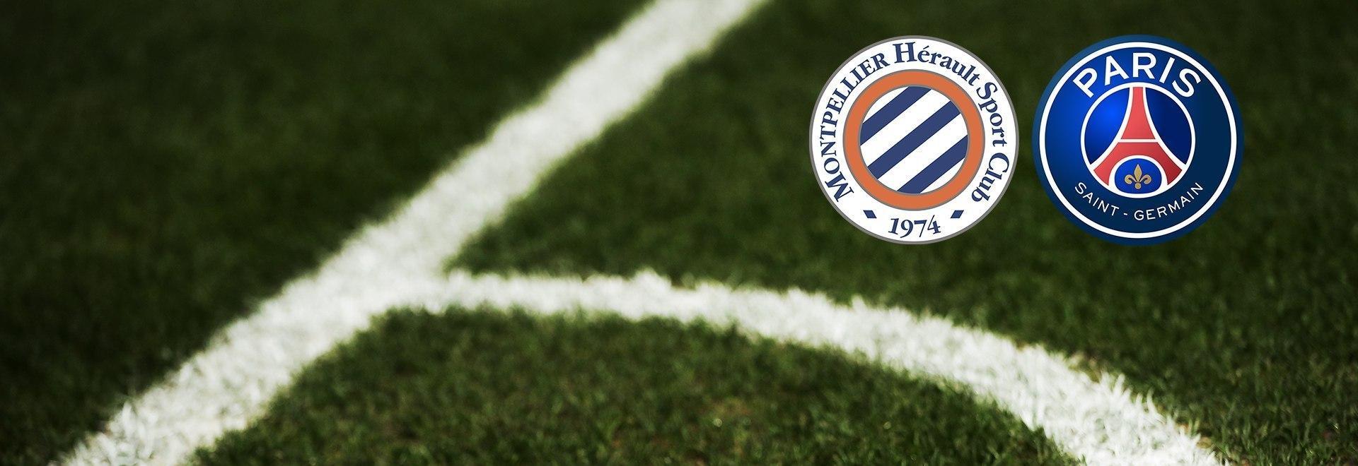 Montpellier - PSG. 17a g.