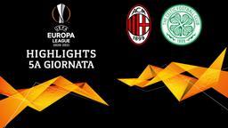 Milan - Celtic