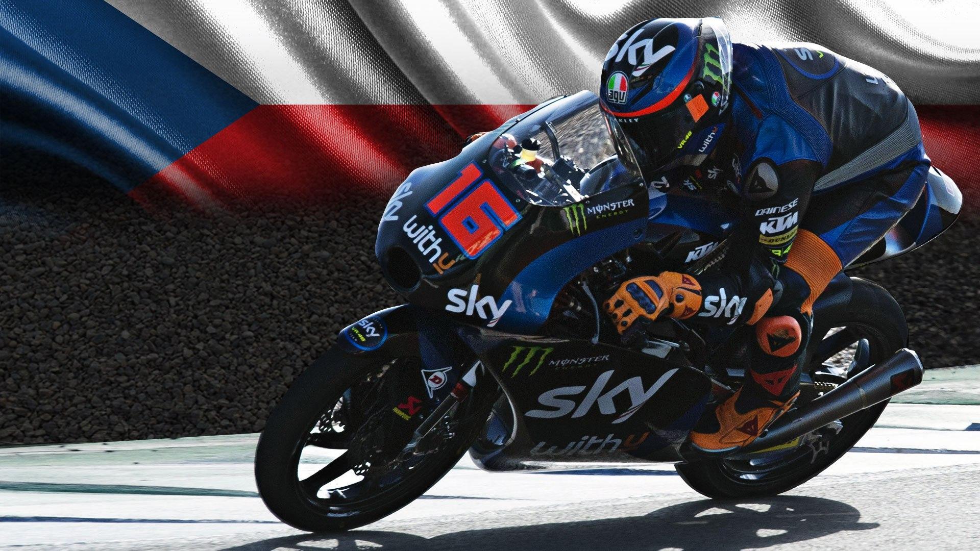 Sky Sport MotoGP Moto3 Gara: GP Rep. Ceca