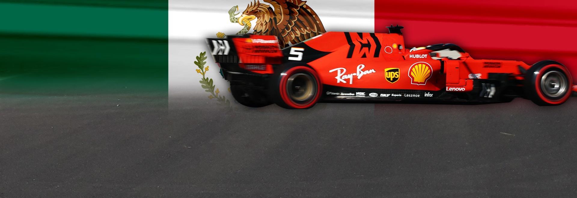 GP Messico. Gara