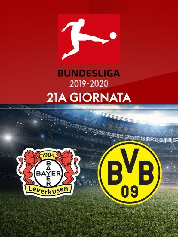 Bayer L. - Borussia D.. 21a g.