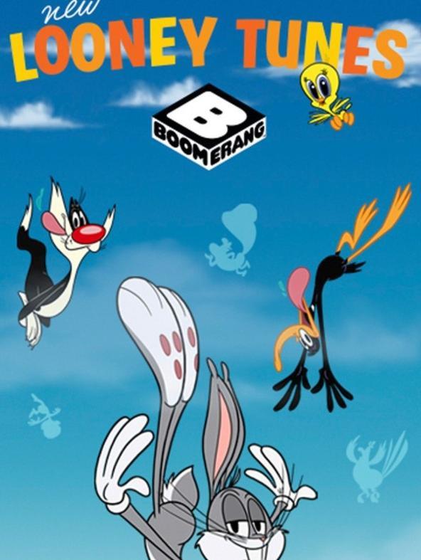 S1 Ep44 - New Looney Tunes