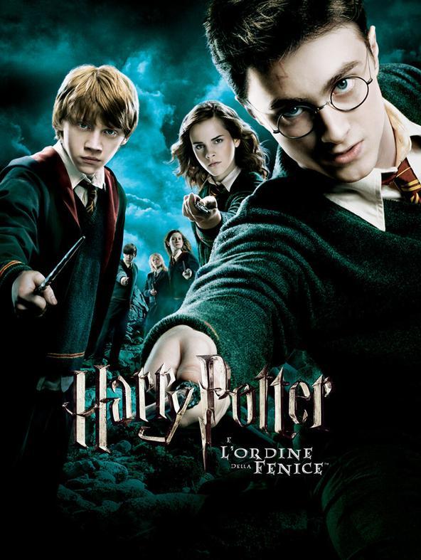 Harry potter e l''ordine della fenice