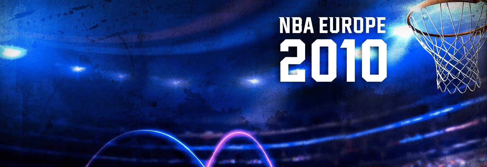 NBA Europe 2010