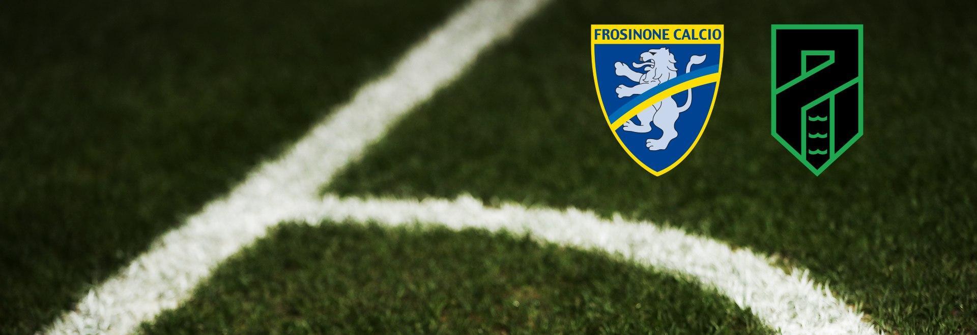 Frosinone - Pordenone. 20a g.