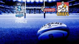 Crusaders - Chiefs. Finale