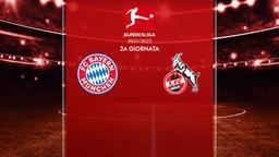 Bayern Monaco - Colonia