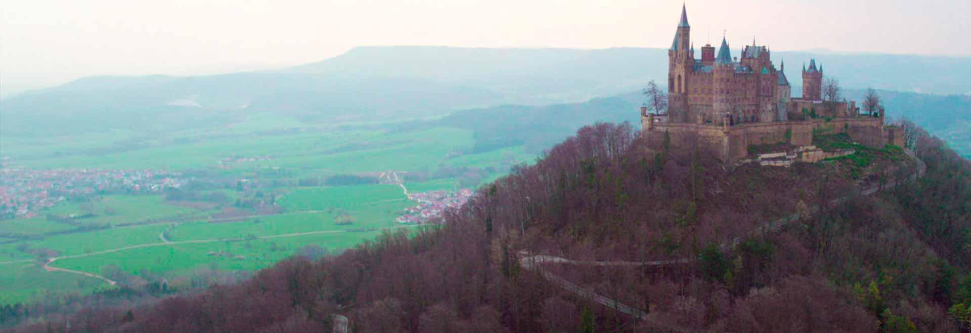 Europa: le meraviglie dall'alto