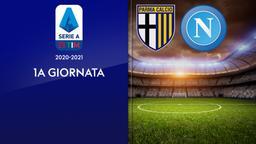 Parma - Napoli. 1a g.