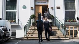Negli studi di Abbey Road