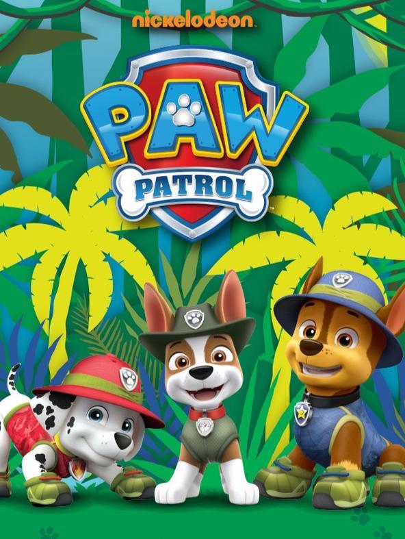 Tracker si unisce alla Paw Patrol