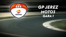 GP Jerez: Moto3. Gara 1