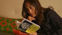 Flavia, la lettrice allo specchio