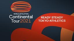 READY STEADY TOKYO-Athletics