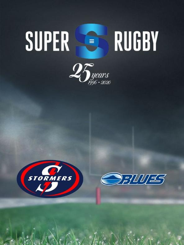 Rugby: Stormers - Blues  (diretta)