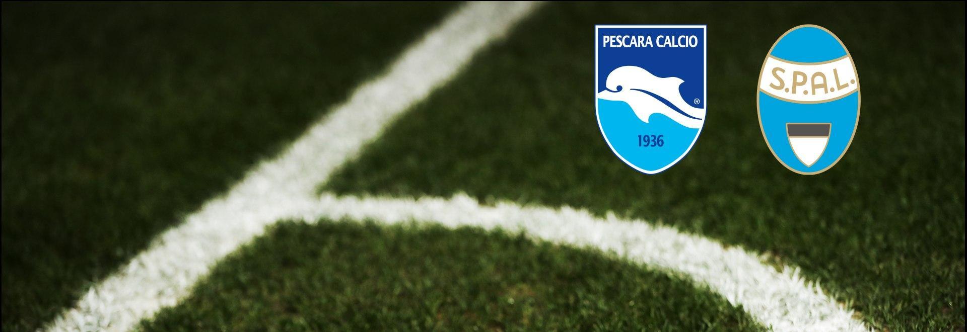 Pescara - Spal. 27a g.
