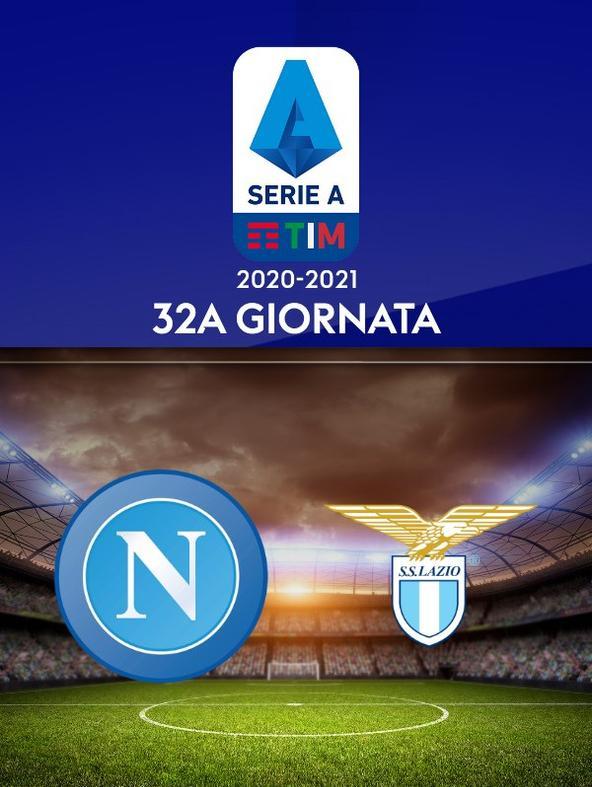 Napoli - Lazio. 32a g.