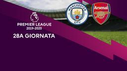 Man City - Arsenal. 28a g.