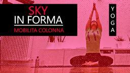 Yoga Mobilita colonna