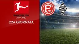 Fortuna D. - Borussia M.. 22a g.