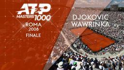 Djokovic - Wawrinka. Finale
