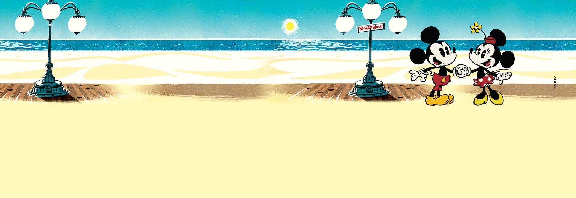 Topolino va in vacanza (1940)