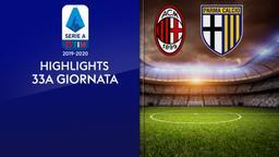 Milan - Parma