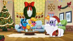 Gli aiutanti di Caval Natale / I paladini spazzaneve