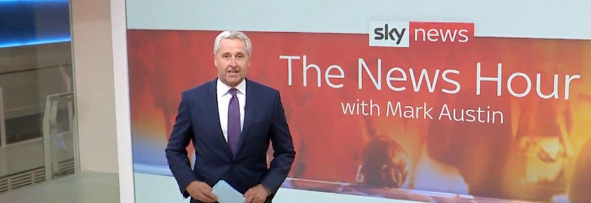 The News Hour with Mark Austin