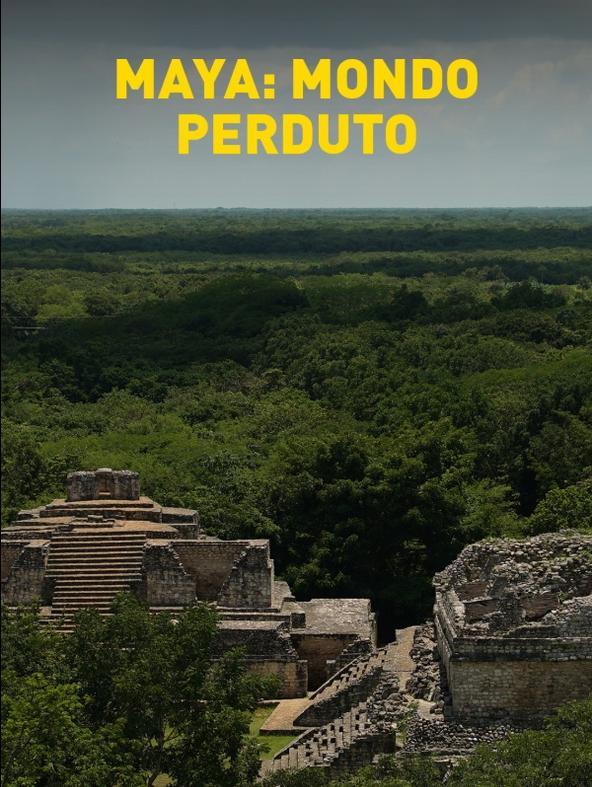 Maya: mondo perduto