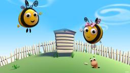 La bella e l'ape bestia