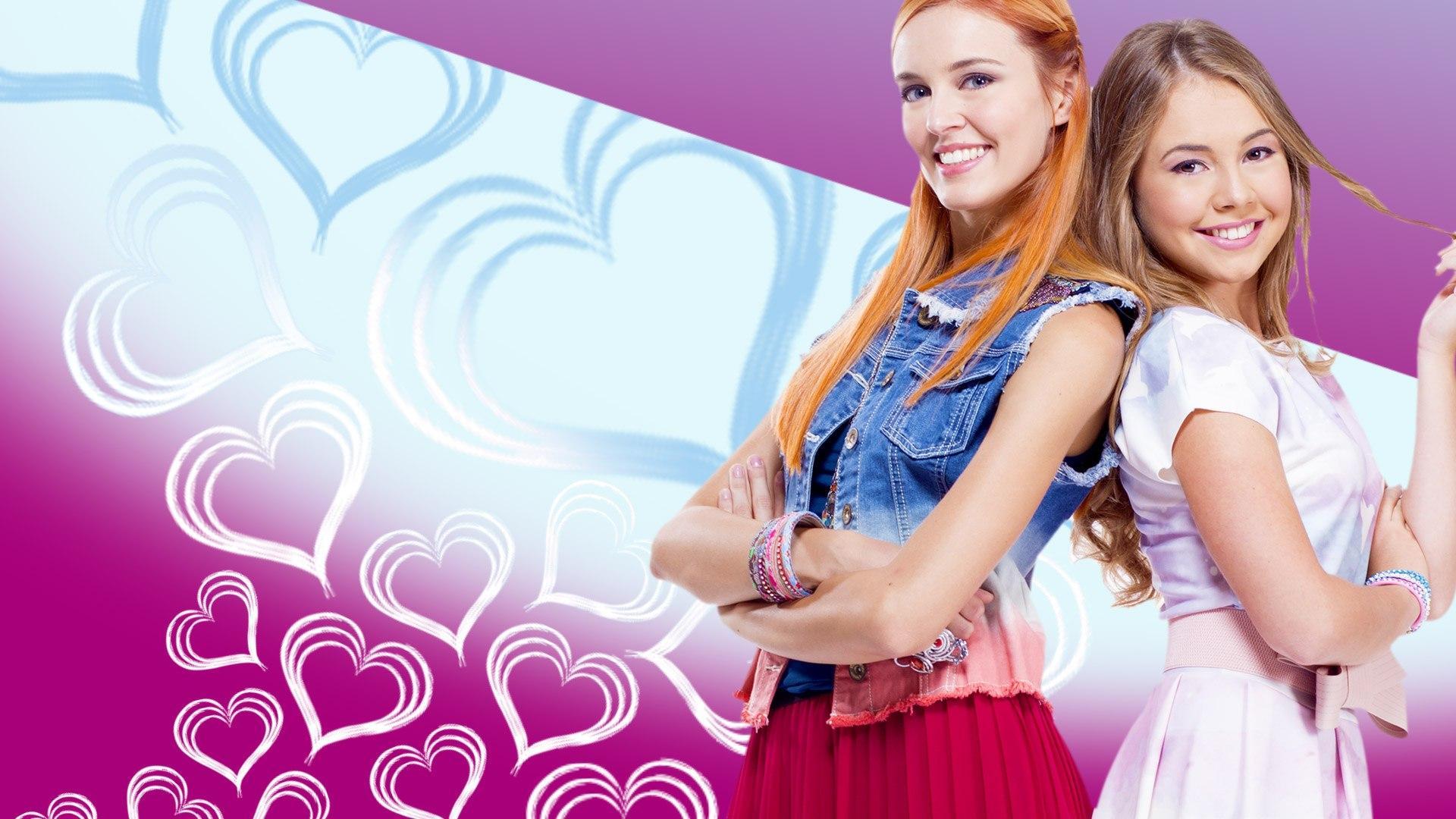 DeAKids Maggie & Bianca Fashion Friends