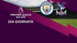 Man City - Crystal Palace. 23a g