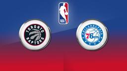 Toronto - Philadelphia. Playoff. Eastern Conference Semifinals. Gara 2