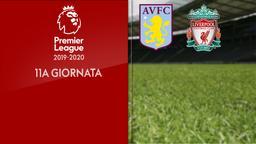Aston Villa - Liverpool. 11a g.