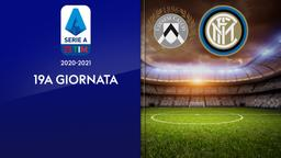 Udinese - Inter. 19a g.