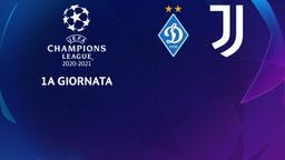 Dinamo Kiev - Juventus. 1a g.
