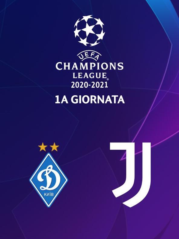 Dinamo Kiev - Juventus    (diretta)