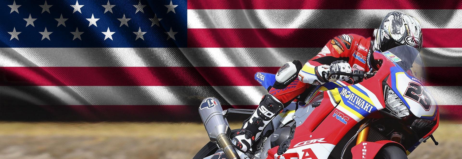 Stati Uniti. Superpole Race